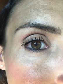 En el ojo combiné las Colour Cream con otras sombras en polvo