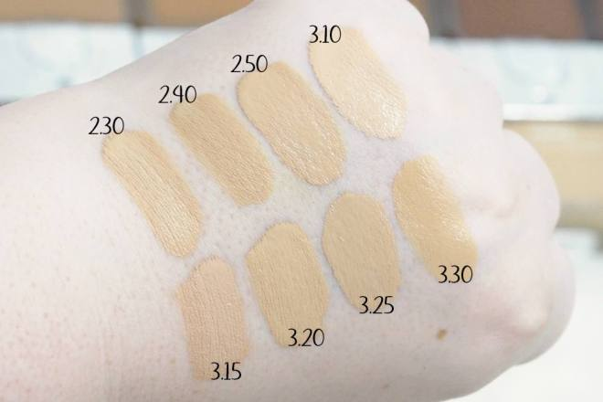 Review-and-full-Swatches-of-ALL-32-shades-of-the-brand-NEW-Beauty-Blender-Bounce-Foundation-10